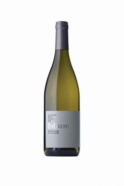 Folium Reserve Sauvignon Blanc 2016